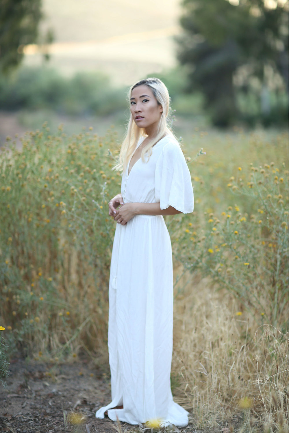 styling a white summer maxi dress 3 ways casual wedding dress