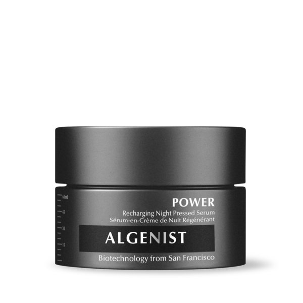 POWER Recharging Night Pressed Serum $95 - My mind was blown when I found out this was a solid, pressed form of serum. Usually serum can feel like a gelly-liquid like substance; but with this Algenist pressed serum, I pick up a bit with my fingertips and it instantly melts and evenly spreads onto my face upon application. The serum is made up of Alguronic Acid, and fortified by AlgaProtein and nutrient-rich coconut water (which is why it melts so easily). It works overnight and I wake up with recharged, vibrant skin. Get yours here - there's actually a travel size too, that you can get here (this size is still packable and allowed in a carry-on).