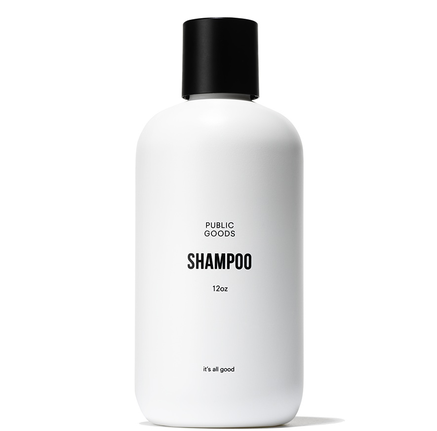 Shampoo - Description: Our gentle shampoo is powered by a blend of essential oils to nourish and cleanse your hair, rather than harsh detergents and chemicals that will strip and erode it. Hair is left visibly stronger and cleaner with a subtle, fresh scent - a blend of fresh grapefruit, juicy mandarin, mediterranean herbs and wood - derived from its natural active ingredients.