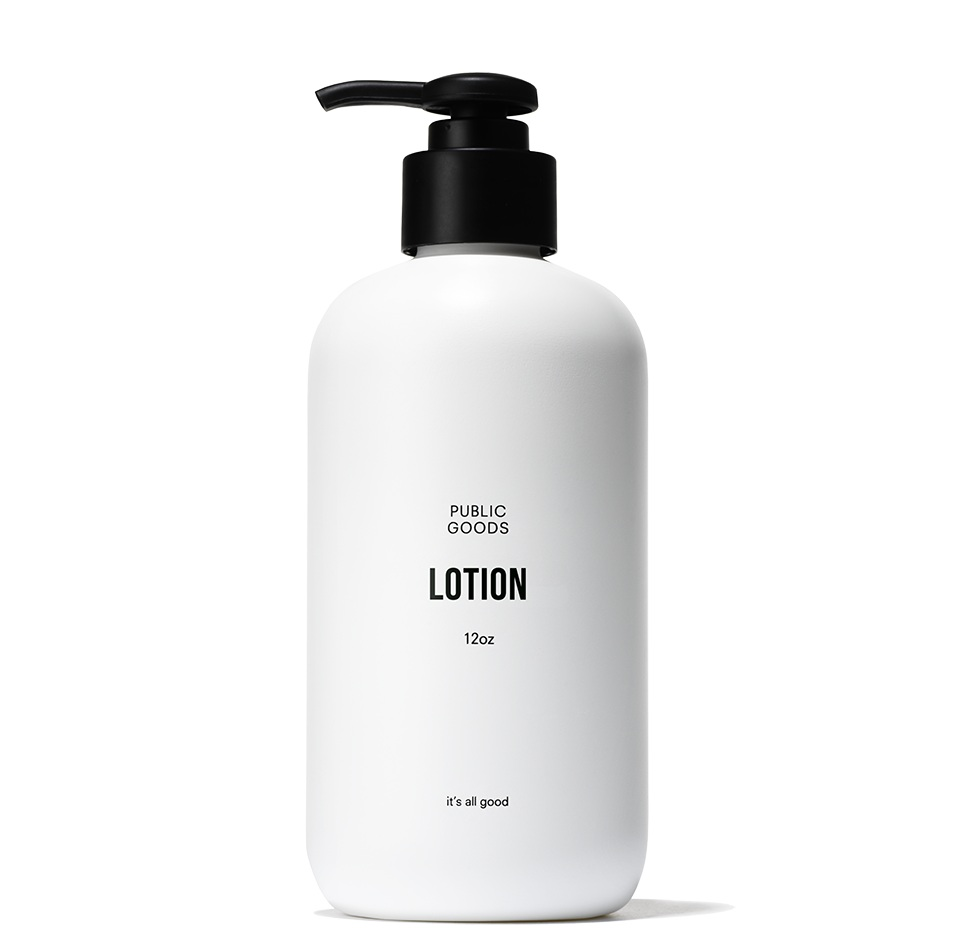 Lotion - Description: Our ultra-nourishing lotion is lightly scented with an invigorating blend of eucalyptus, mint and citrus. It's a kid-friendly, gender-neutral formula designed to hydrate and renew even the most sensitive skin, so every member of your household will enjoy it. It absorbs quickly and leaves skin feeling smooth, finished with balancing notes of lavender and cedar. Great for both body and hands.