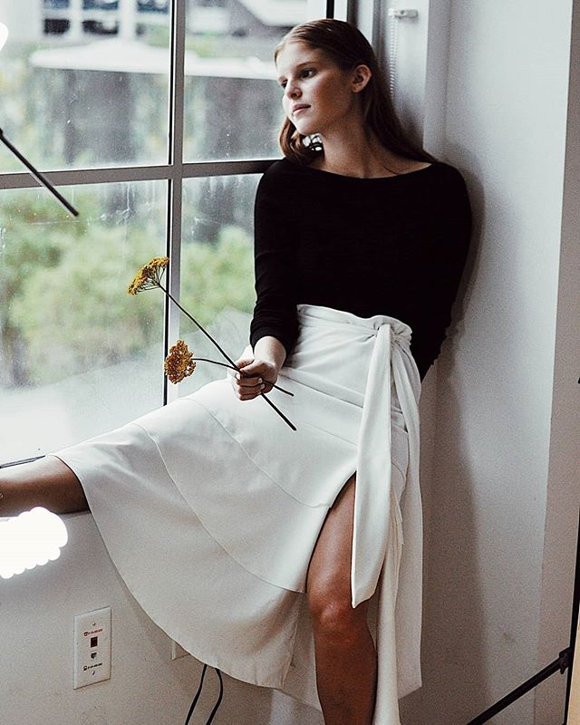 Tuesday Feels | wearing our Dame skirt ⭐