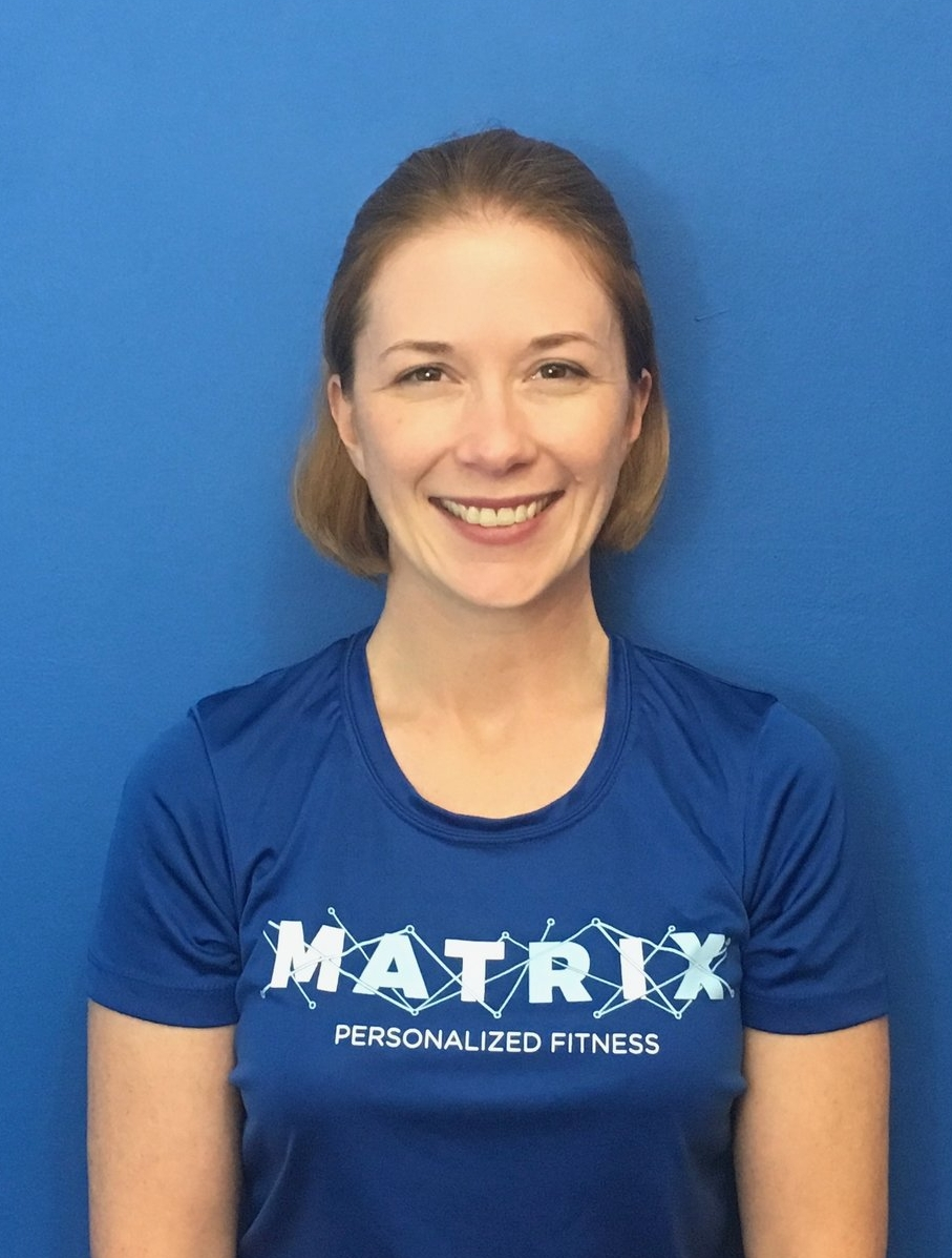 Shane Sauer is the found and main trainer at Matrix Personalized Fitness.