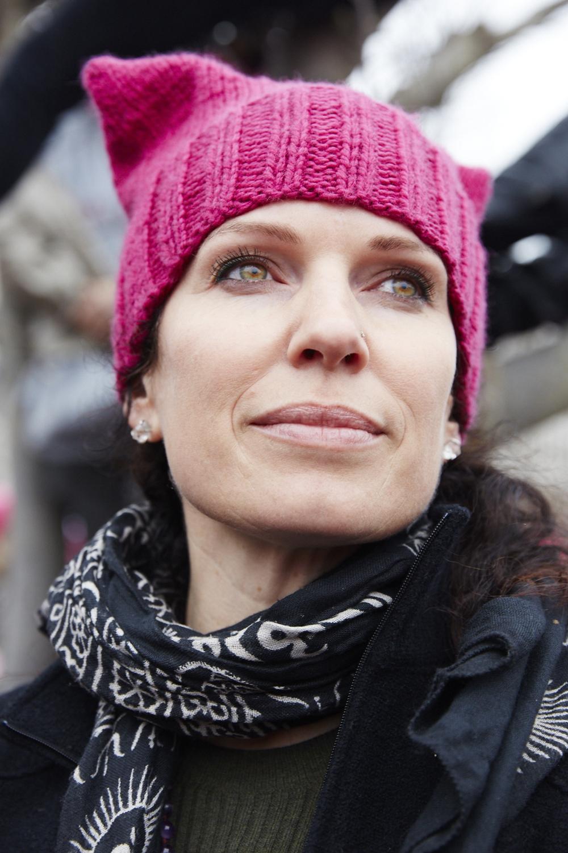 Women's March on Washington- Photo: Lynda Churilla
