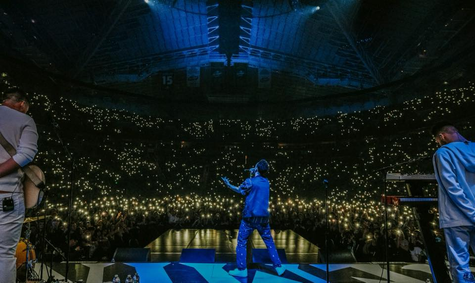 Key Arena, Seattle (photo: Avi Loud)