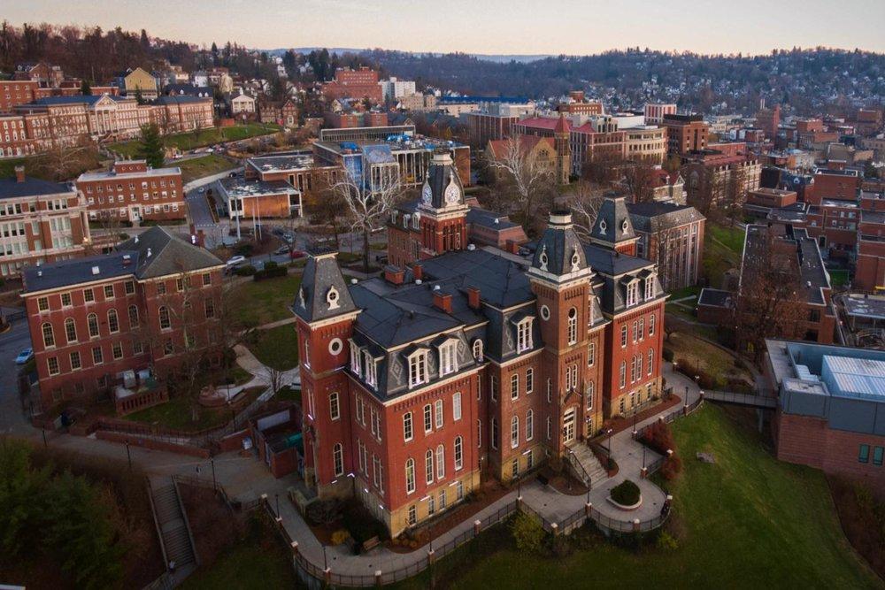 West Virginia University (@cappex)