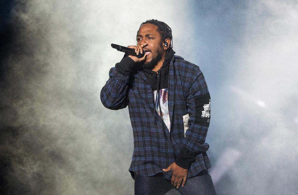 Kendrick Lamar (@time)