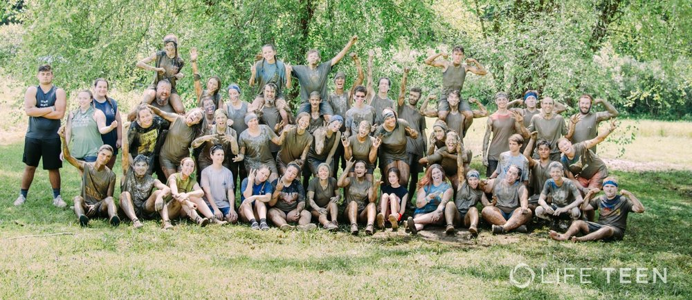Life Teen Camp Covecrest - July 1-6, 2019