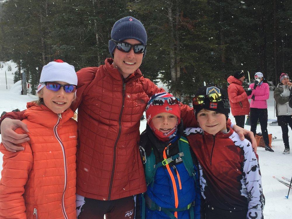 Copy of Ski for the Pass 2017 Winner: Everett Olsen