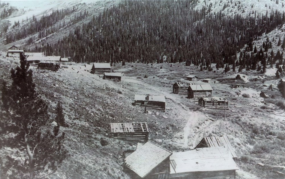 Independence town site (Aspen Historical Society)