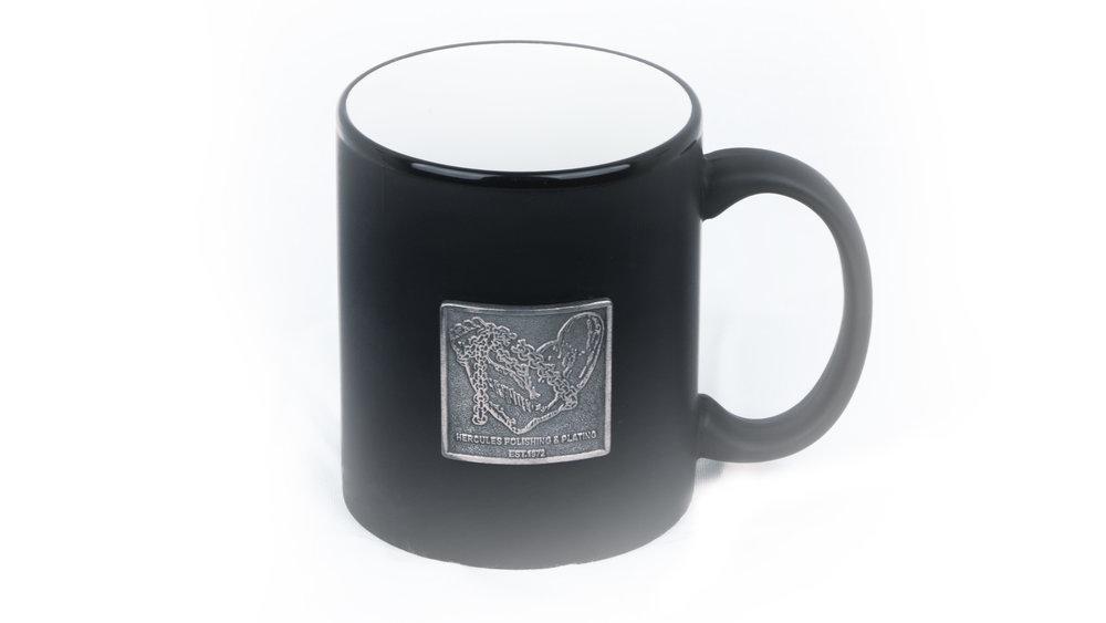 Pewter Insert Mug