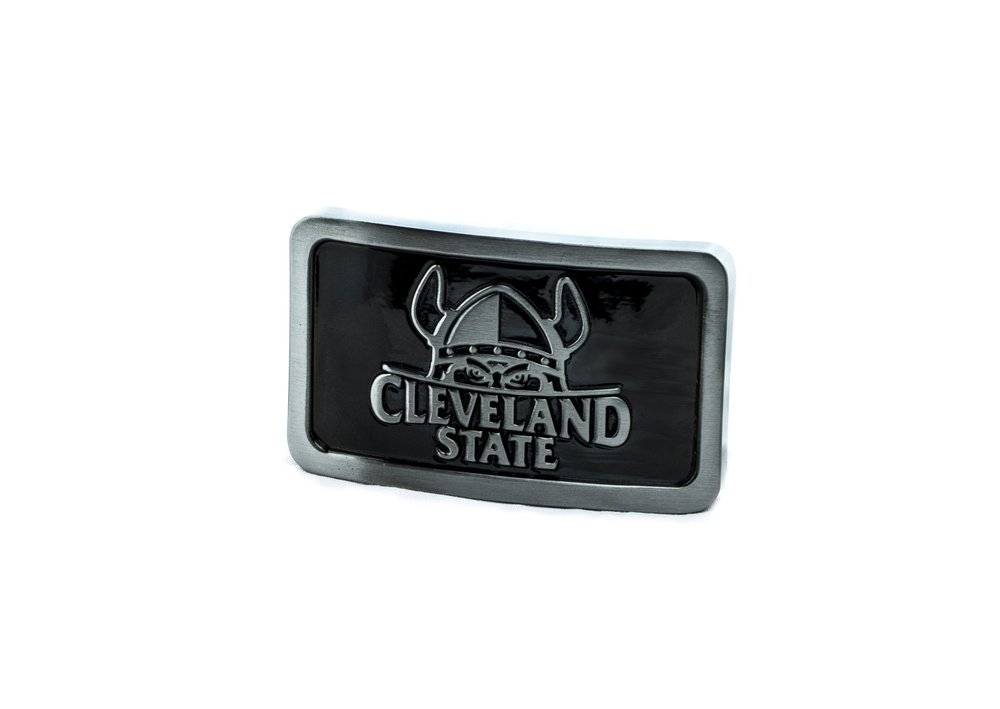 Cleveland State Golf Buckle