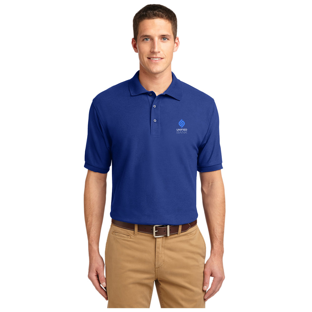 Mens Royal Performance Polo