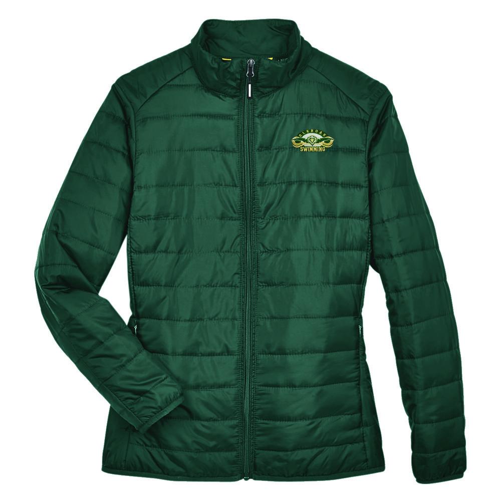 3c12130177 Ladies 3 Season Packable Puffer Jacket