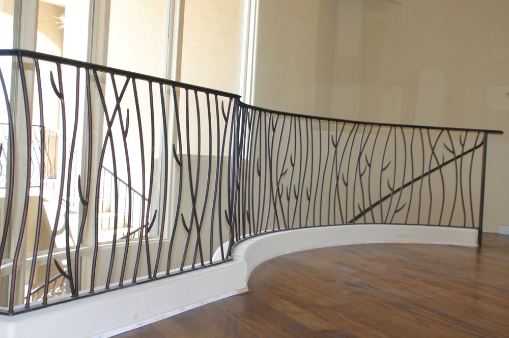 CONTEMPORARY STEEL RAILING9