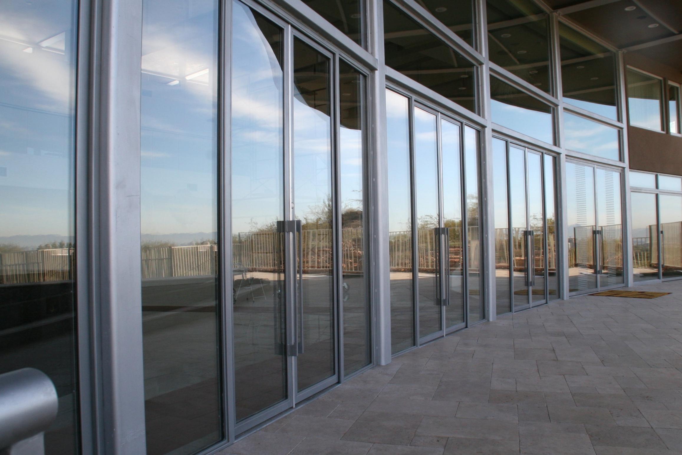 Commercial Doors Colletti Design