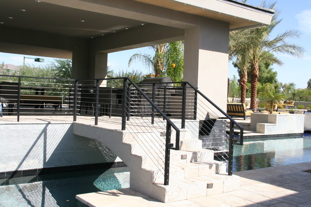CONTEMPORARY STEEL RAILING2