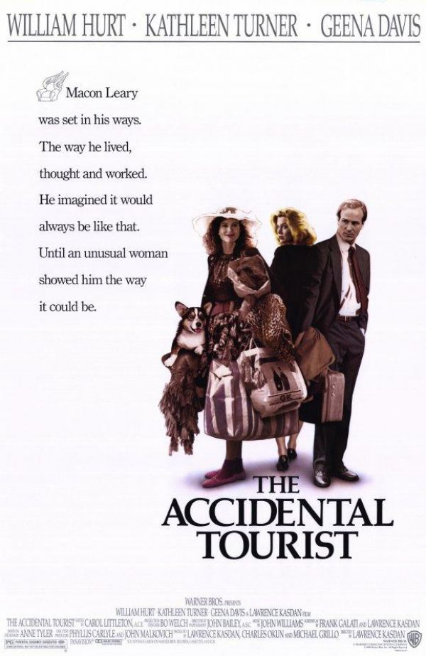 The Accidental Tourist, 1988