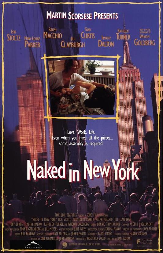 Naked in New York, 1993