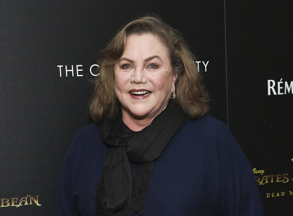 Kathleen Turner. Photo by Evan Agostini/Invision/AP, File