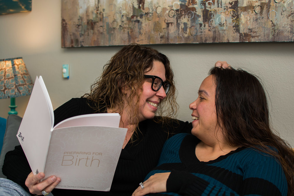 Scholarships for Queer Birth Workers -