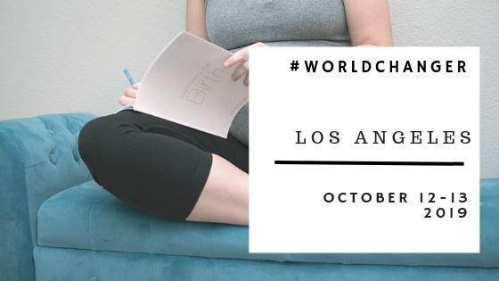 Los Angeles childbirth educator training