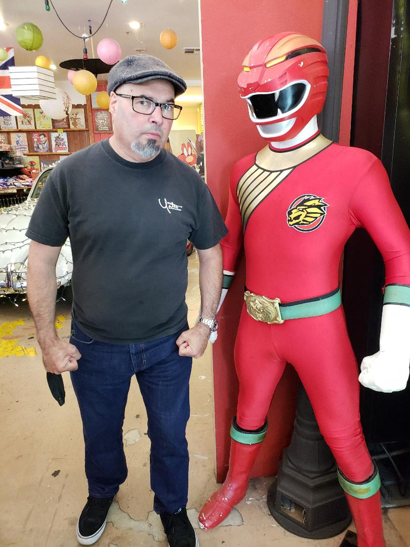jaime & red power ranger.jpg