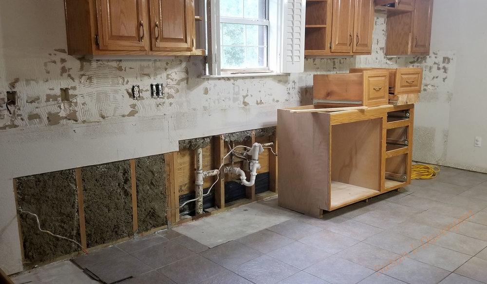 Rebuilding - Photo by Susan L. Davenport