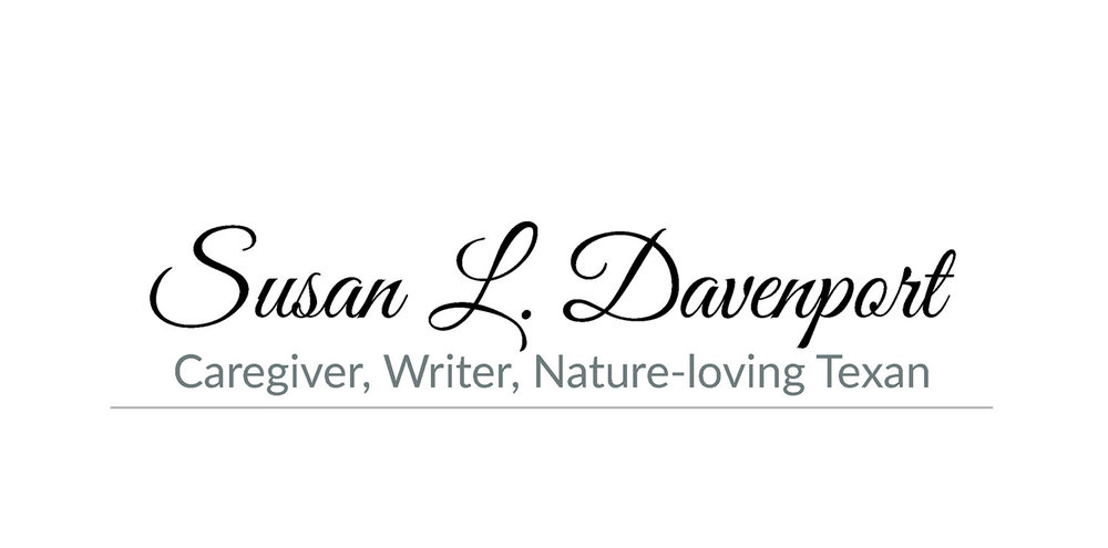 My Logo - Photo by Susan L. Davenport