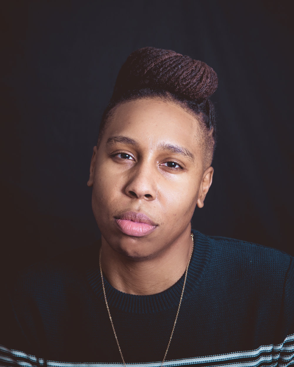 "Lena Waithe   Hailing from Chicago's South Side, writer, producer, and actor Lena Waithe is currently at the helm of Showtime's new drama series THE CHI.  Waithe got her start working alongside Mara Brock-Akil, Gina Prince-Bythewood, and Ava Duvernay on various projects. She was also just named one of The Hollywood Reporters' Fall 2015 Ten TV Breakout Stars for her role on Netflix's award-winning MASTER OF NONE, and was named as one of Variety's 2014 ""Top 10 Comics to Watch."" Waithe produced the Sundance darling DEAR WHITE PEOPLE, and is set to produce Broad Green's upbeat comedy, STEP SISTERS, along with Matt Alvarez and Benjamin Cory Jones. She also has a half-hour comedic pilot in development."