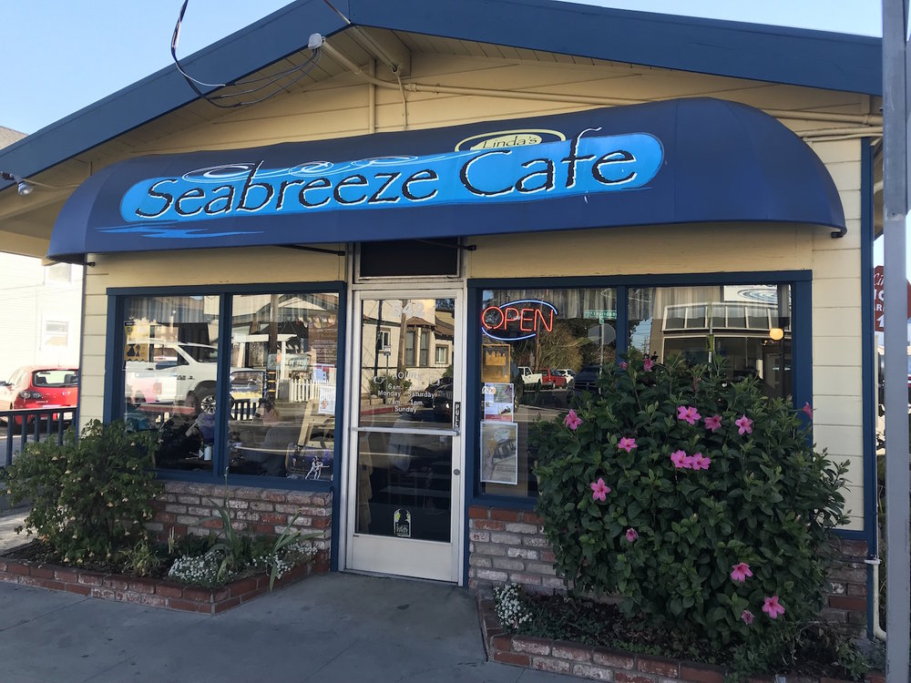 Linda's Seabreeze Cafe in Santa Cruz, CA