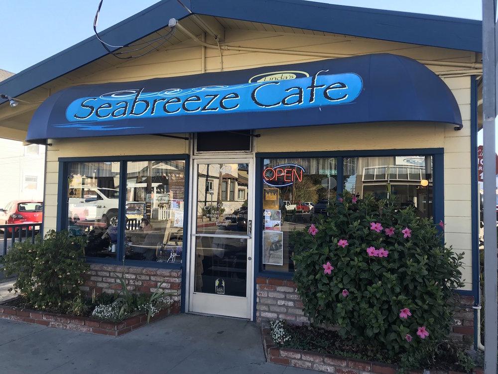 Linda's Seabreeze Cafe in Santa Cruz, CA
