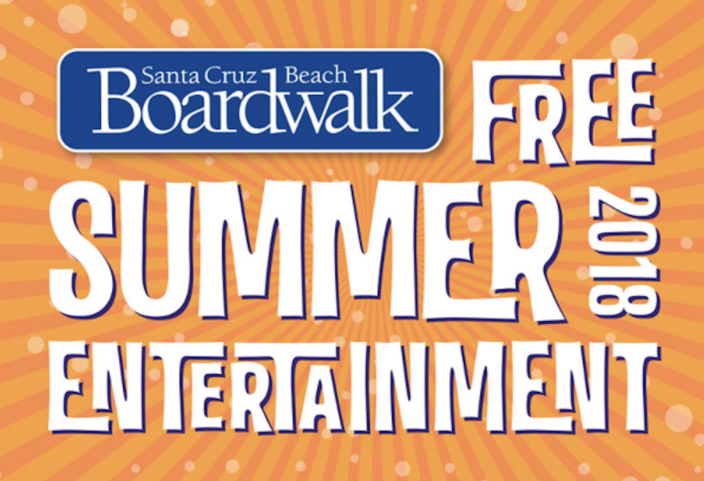 It's going to be a great summer at the Santa Cruz Beach Boardwalk!