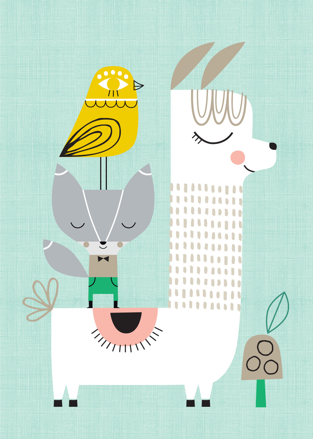 Llama & Friends