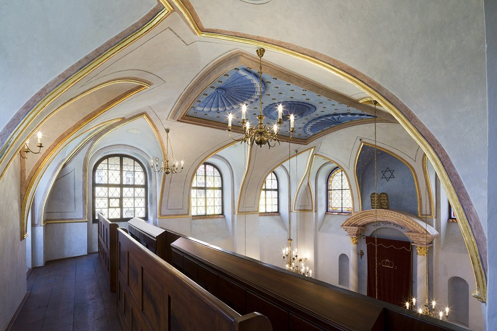 BŘEZNICE Synagogue