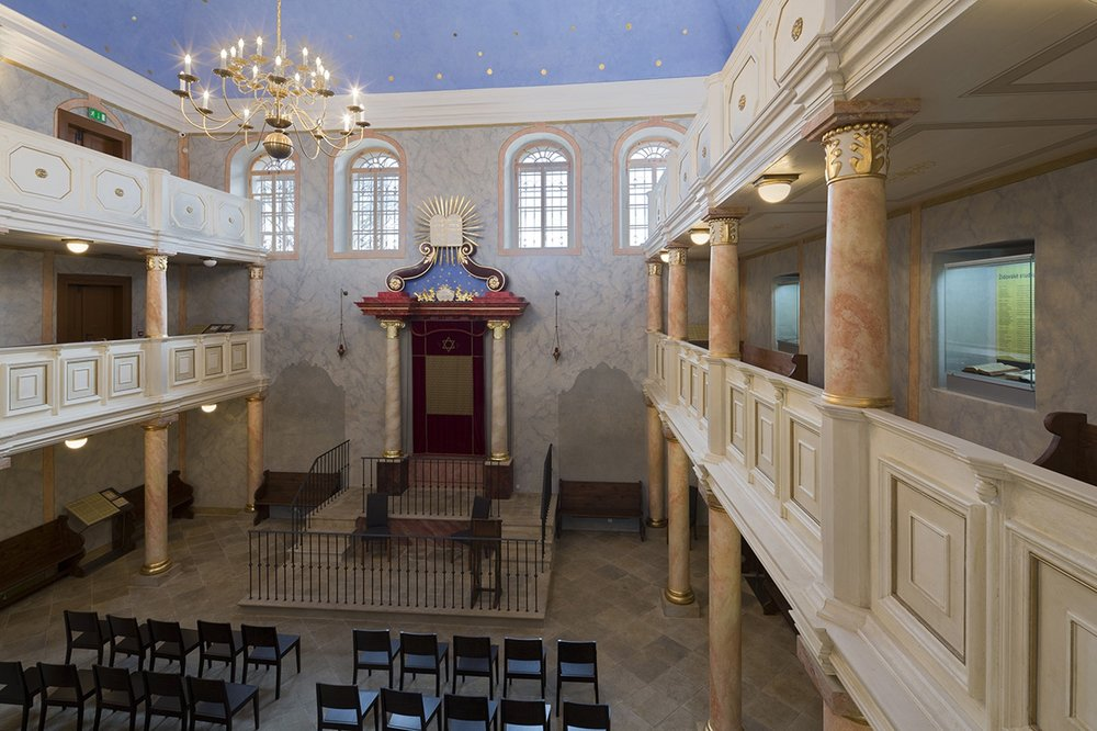 Brandýs Synagogue