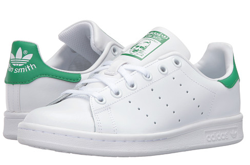 Spring means clean white sneakers, am I right? My mom used to get us fresh Keds every Spring and, keeping up with that tradition, I got these Stan Smiths.