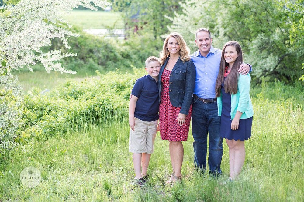 New Hampshire Family Photographer