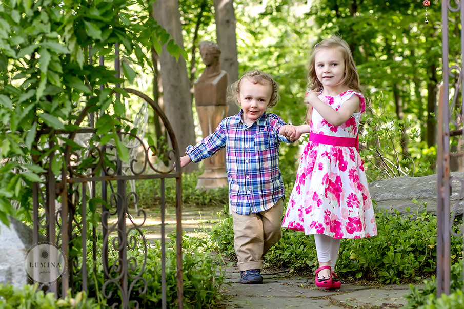 New Hampshire Children's Portraits