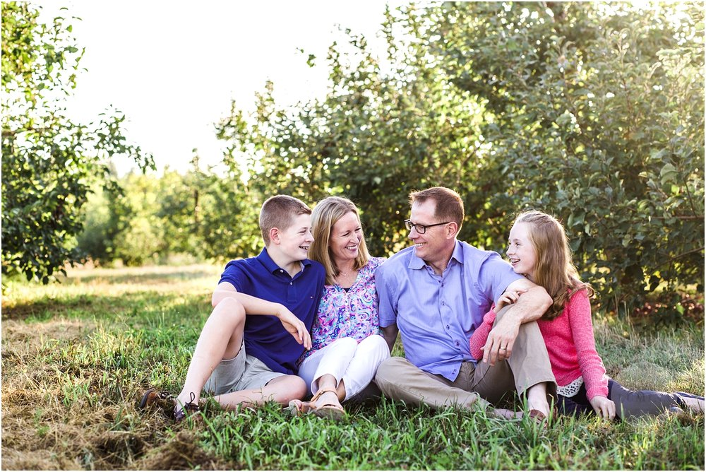 Family Portrait Photographers New Hampshire