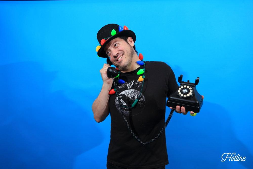 Hotline DJ Bit