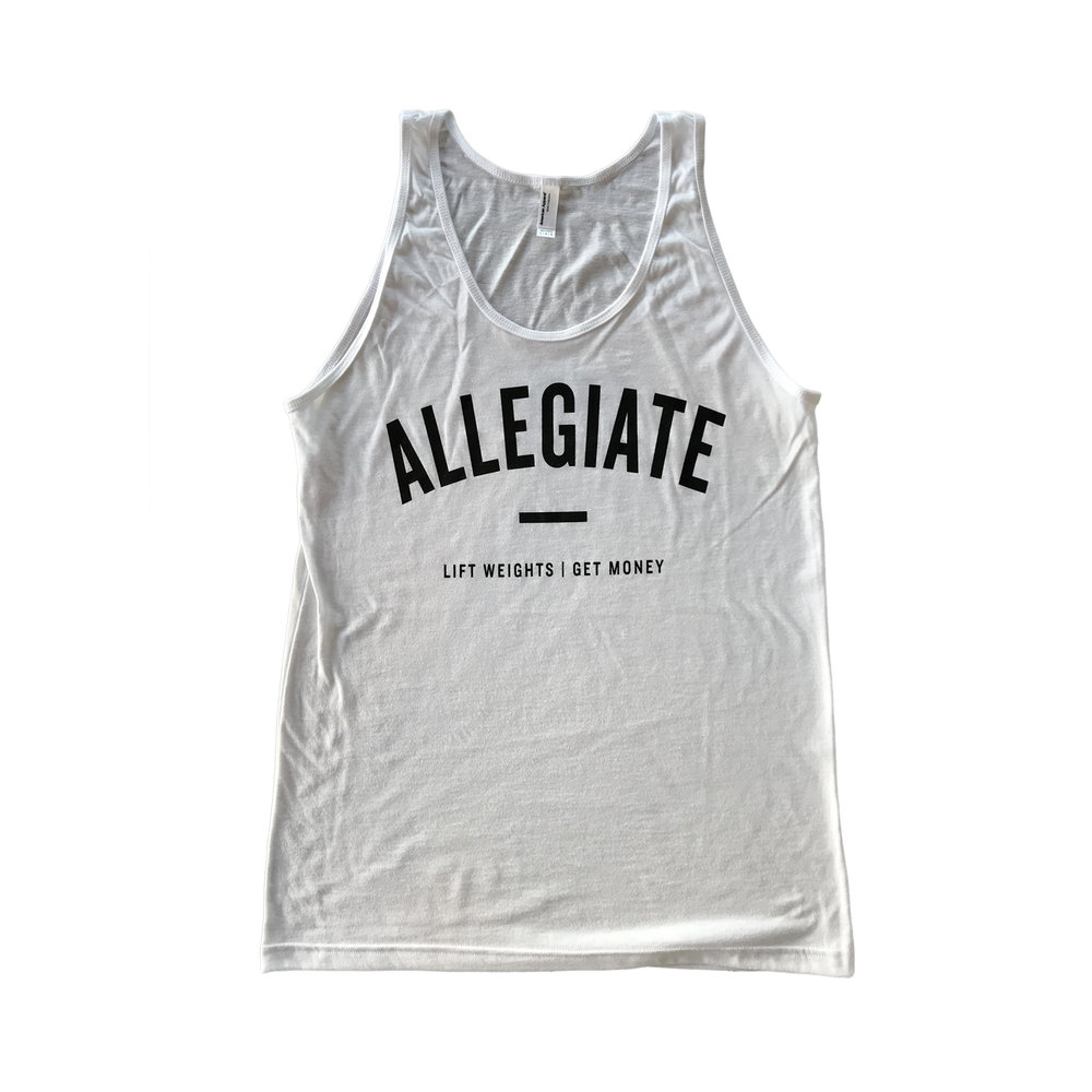 The official Muscle Camp Tank Top