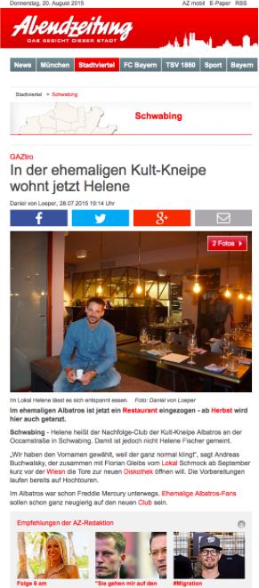 Münchner Abendzeitung