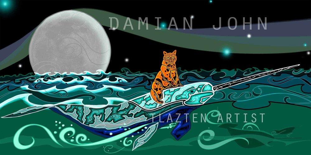 Where I Go At Night by Damian John.jpg