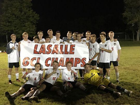 Photo courtesy La Salle High School