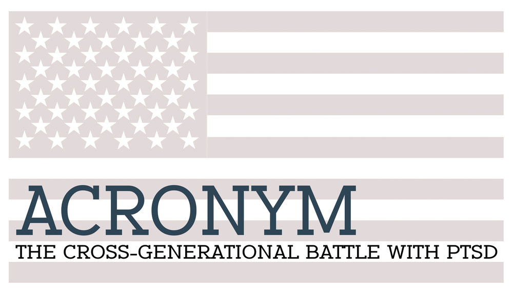 GET YOUR COPY OF 'ACRONYM' - Complimentary copies available to veterans & active duty military. Please complete form below. (All others: please donate $20 per DVD to cover production & mailing costs. Thank you.)