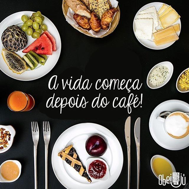 Começar o dia com um café da manhã caprichado e delicioso é essencial para nos dar energia para todas as atividades! Aqui no Obeijú, o café da manhã é especial…