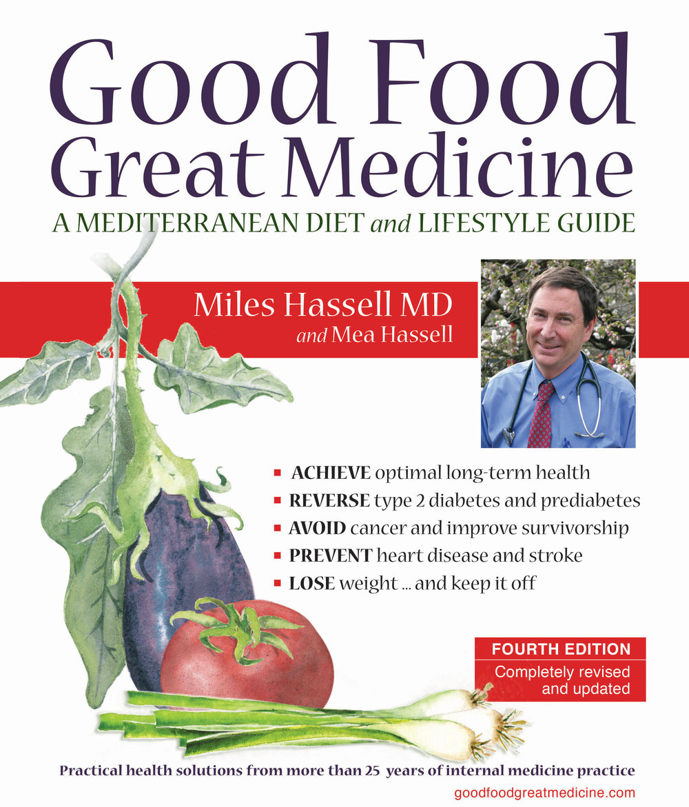 Pre-Order Your Copy Today! - The revised, and updated, 4th edition of Good Food, Great Medicine is available for pre-order.