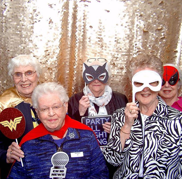 Volunteers are Superheroes- what a great event for such deserving volunteers !!!