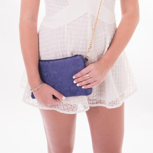 Crossbody Clutches -