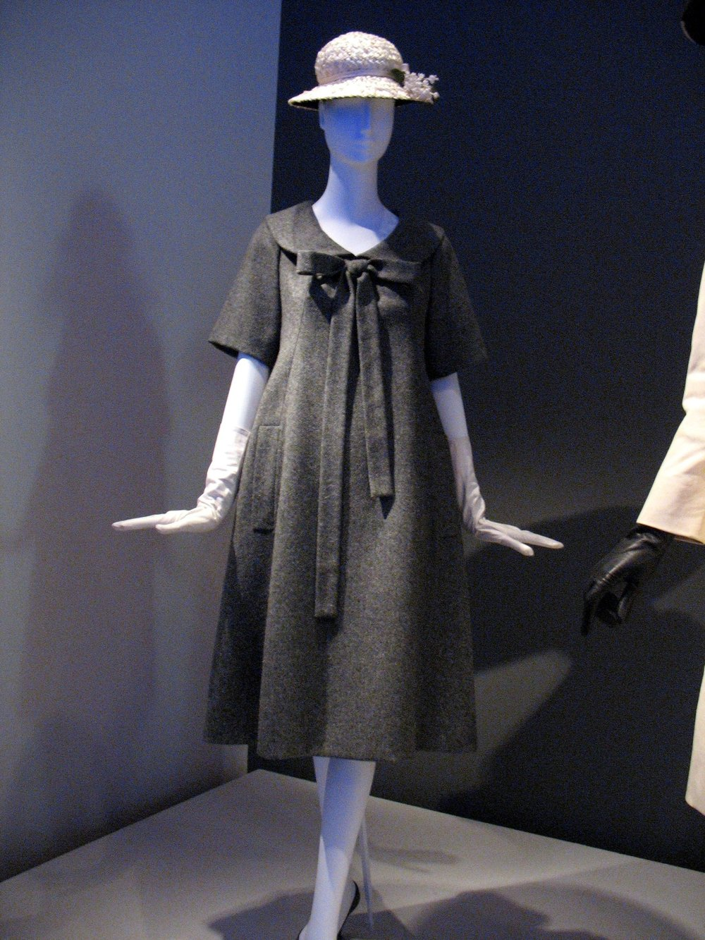 Design by Yves Saint Laurent in 1958 - Photo Courtesy of Wikimedia